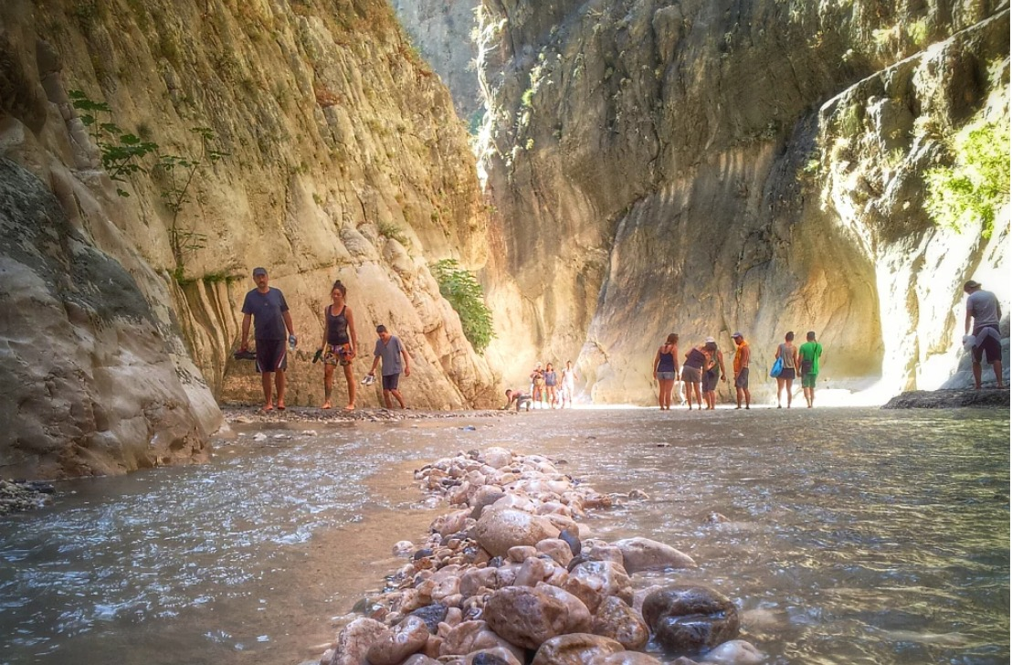السياحة في ساكليكنت انطاليا