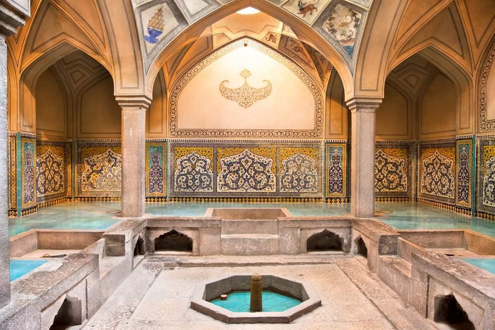 الحمام التركي