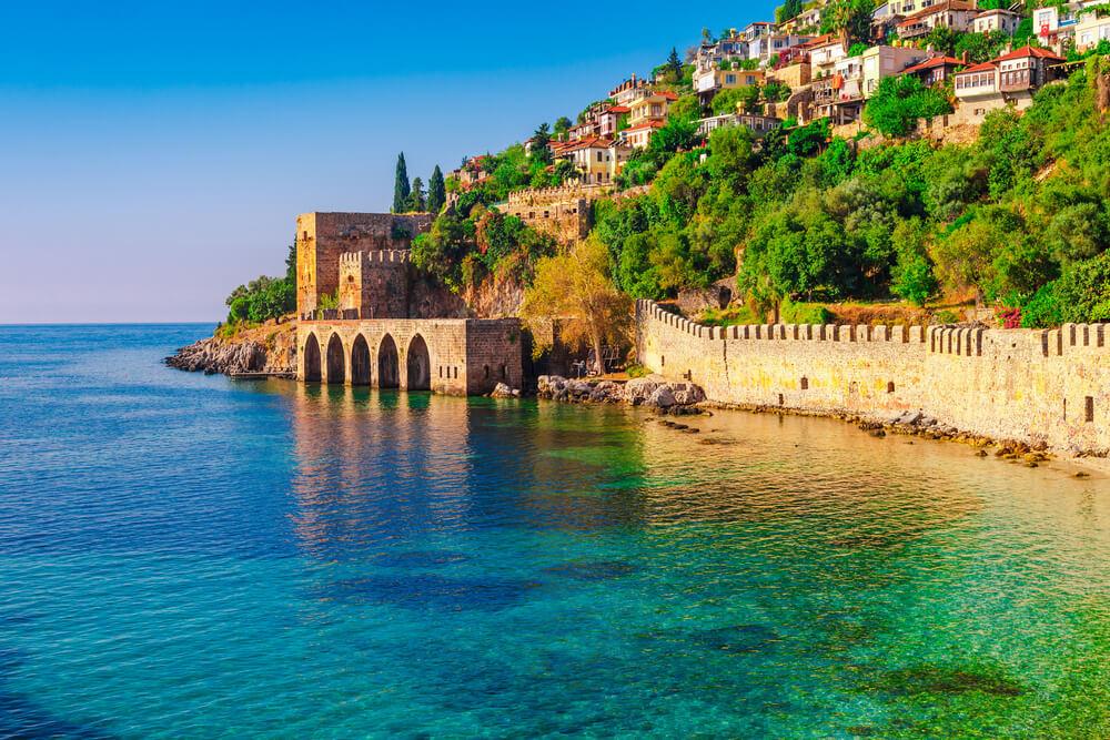 السياحة في تركيا - الانيا