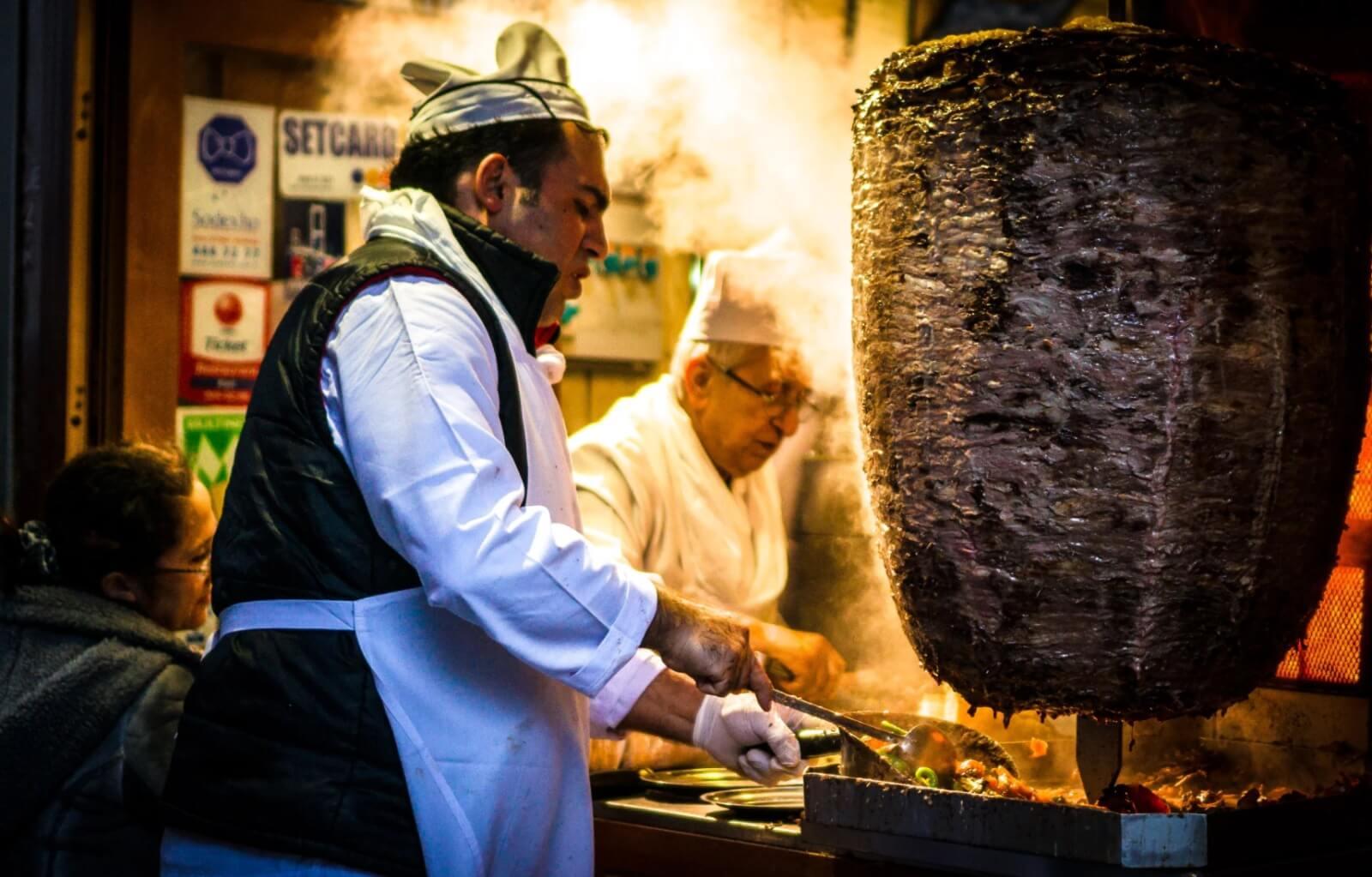 الماكولات الشعبية في تركيا