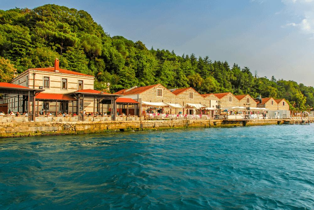 ساحل بيكوز اسطنبول