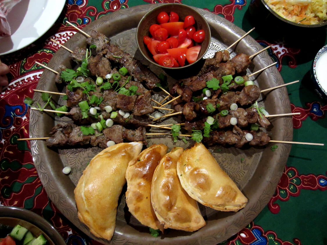 الطعام في اذربيجان