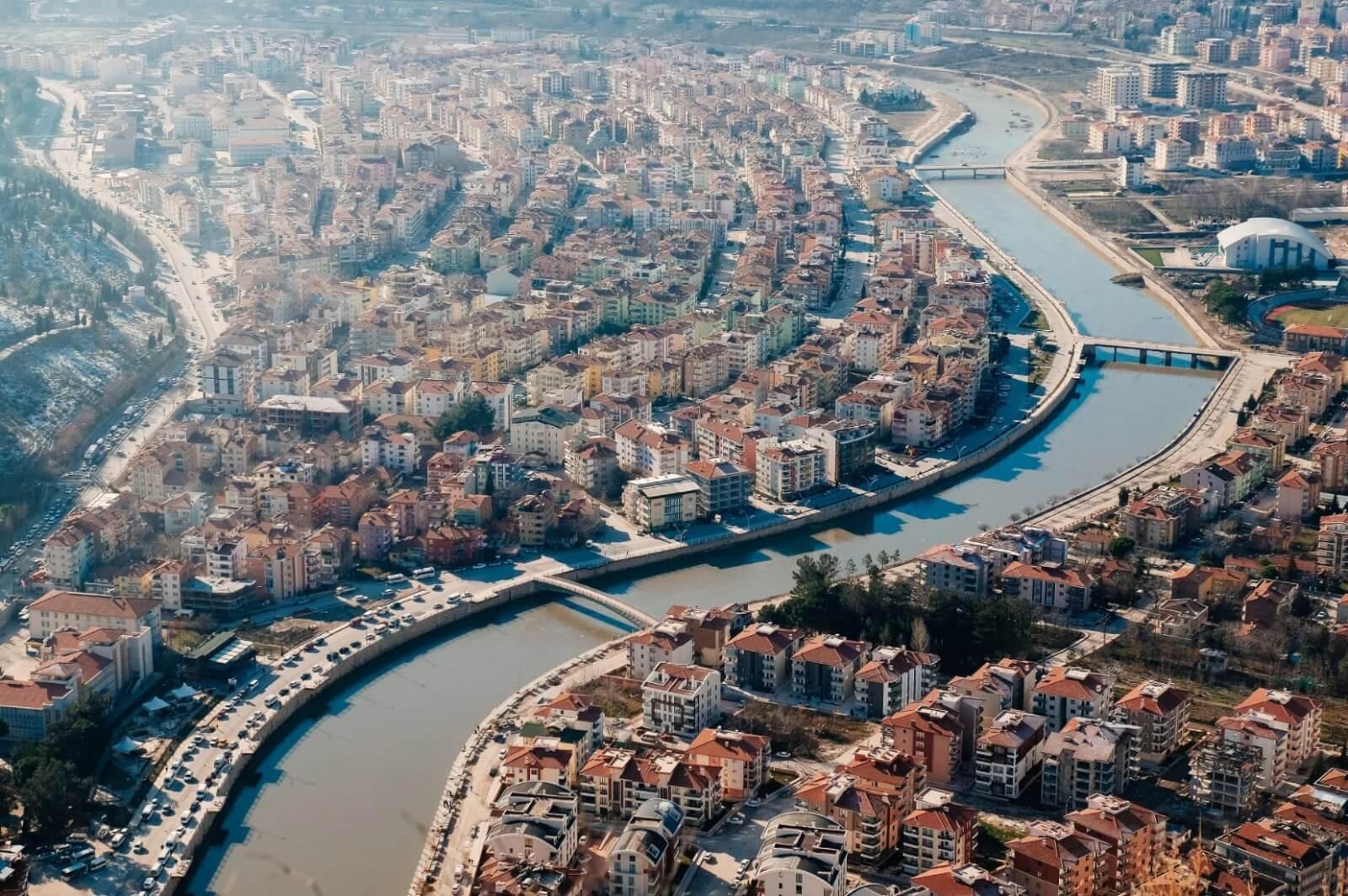 الاماكن السياحية في تركيا - اماسيا