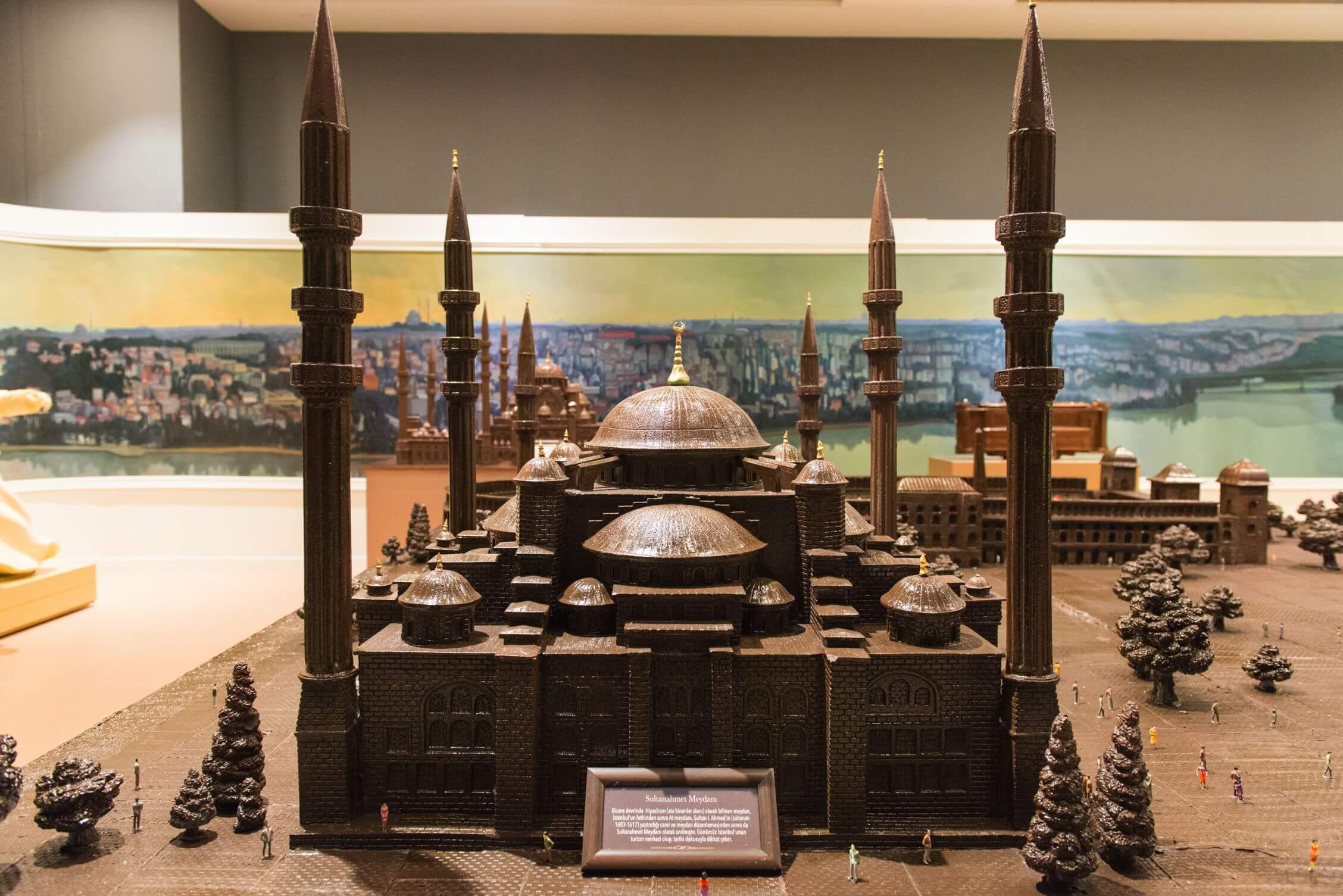 متحف الشوكولا في اسطنبول
