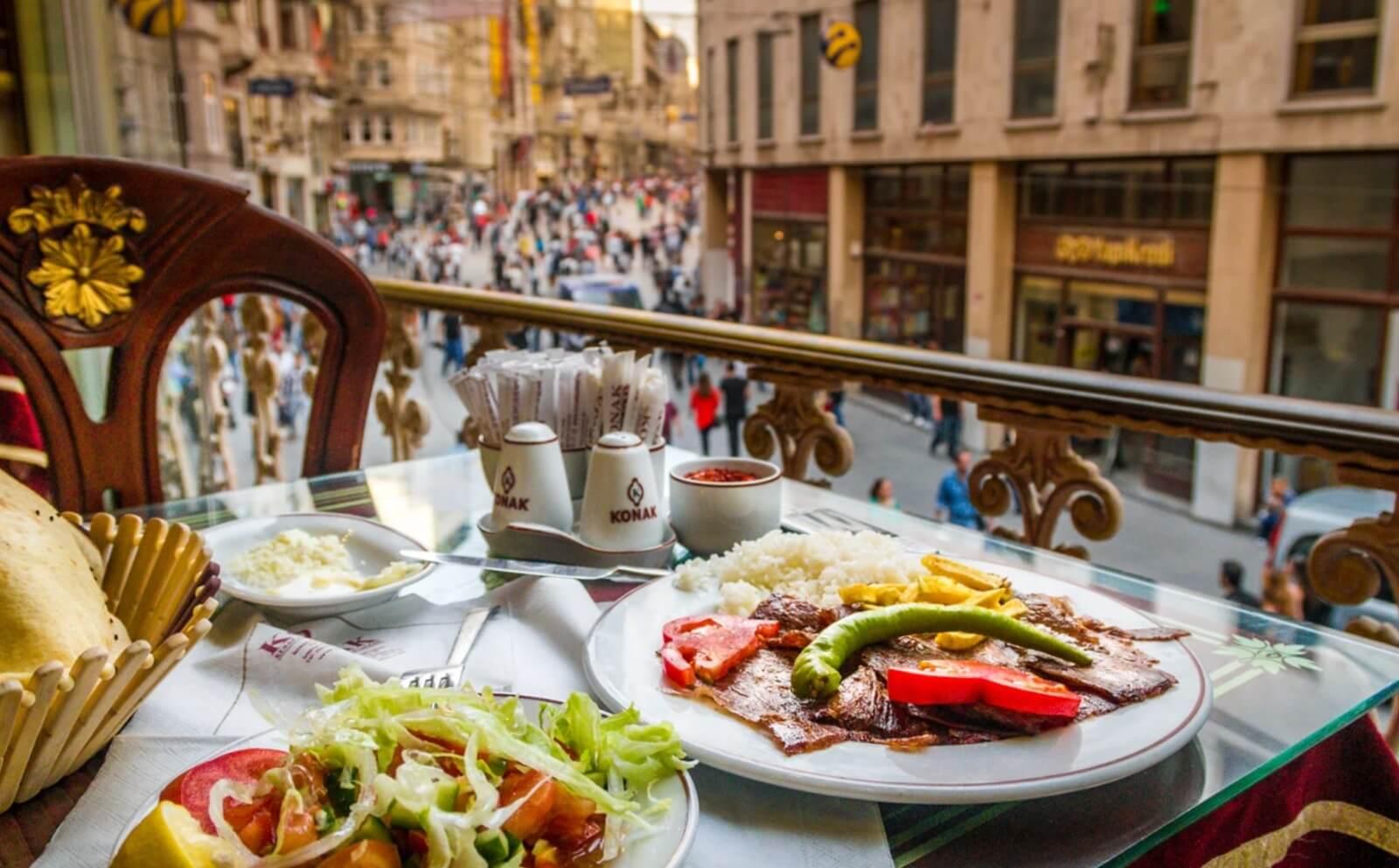 خريطة مطاعم اسطنبول ٢٠١٨