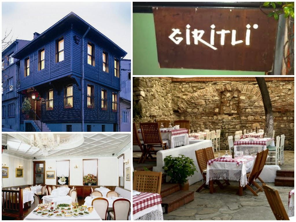 مطعم جريتلي في اسطنبول