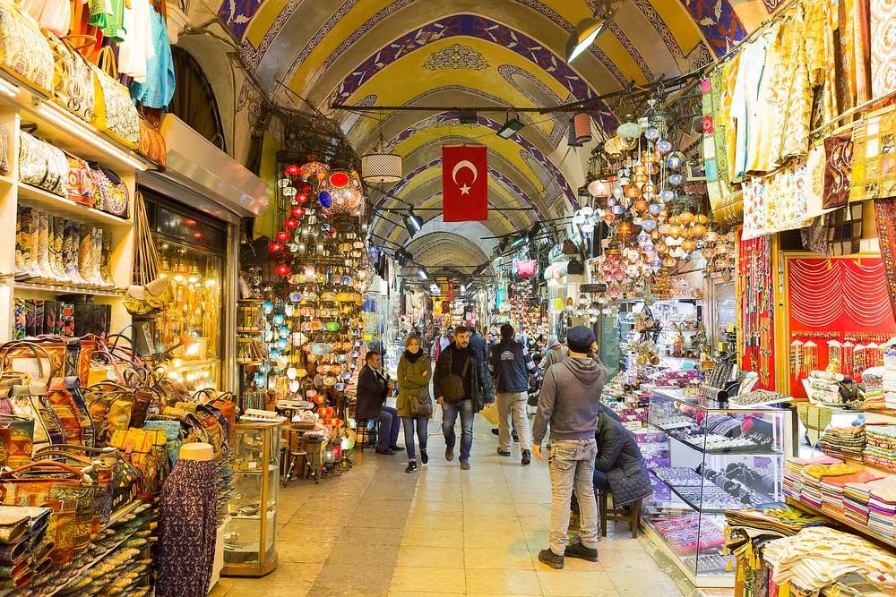 الأماكن السياحية في اسطنبول في الشتاء