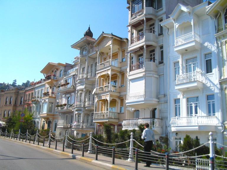 حي بيبيك في اسطنبول