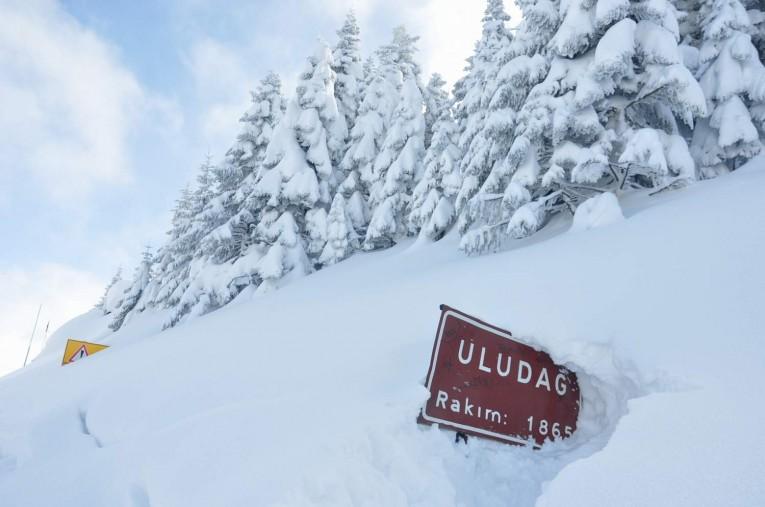 الأماكن السياحية الشتوية في تركيا