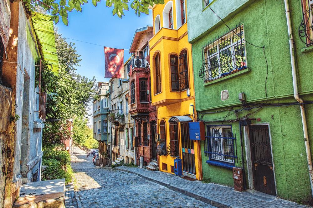 حي فنار في اسطنبول