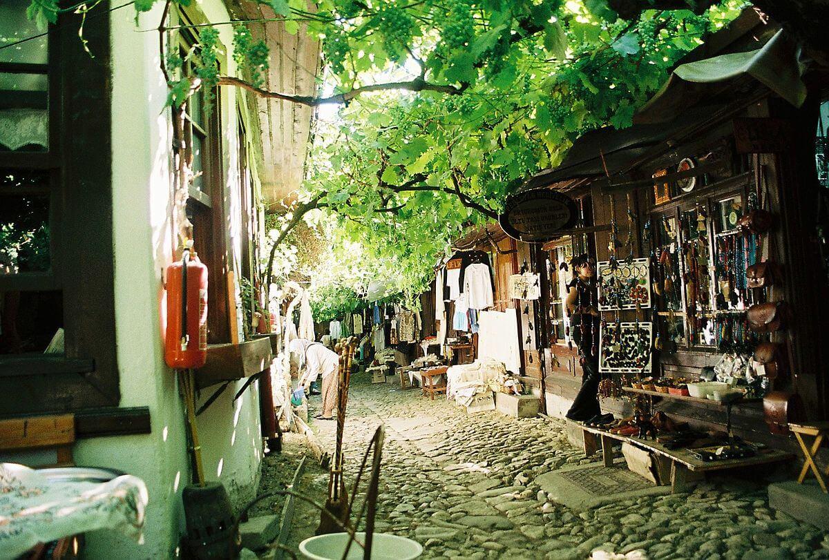 مدينة سافرانبولو التركية