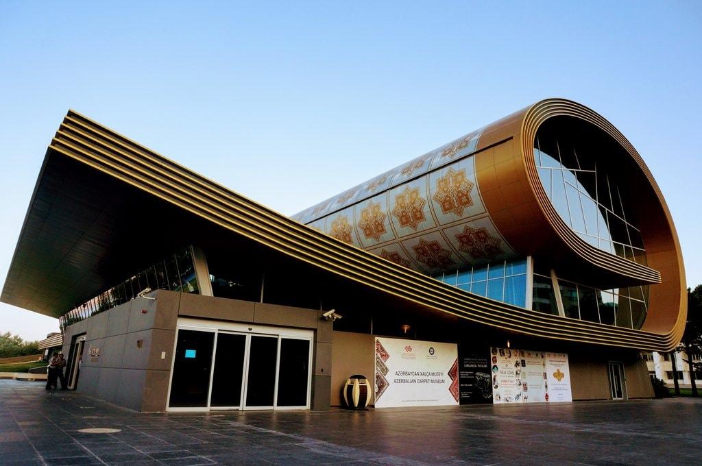 متحف السجاد في باكو