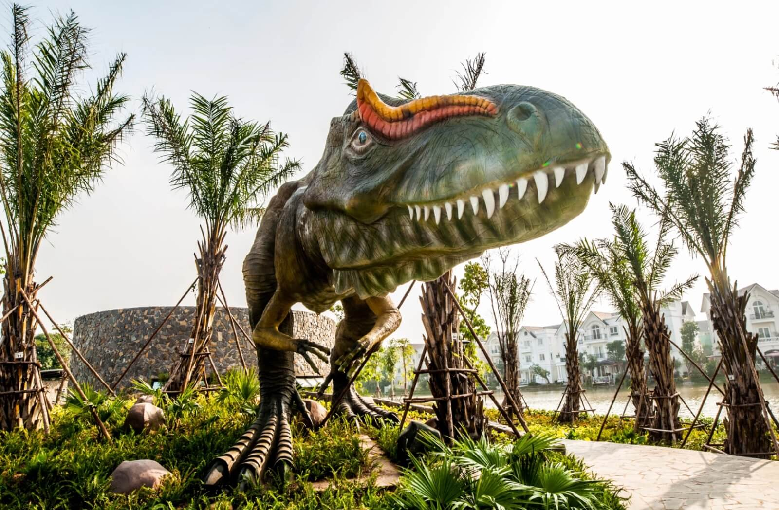 ارض الديناصورات في اسطنبول