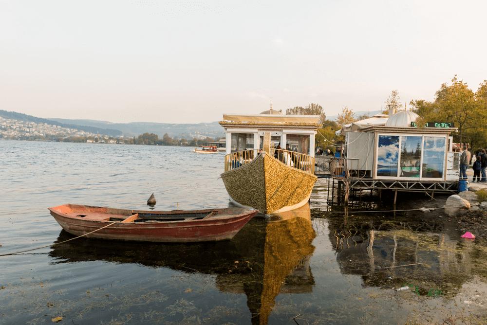السياحة في سبانجا تركيا