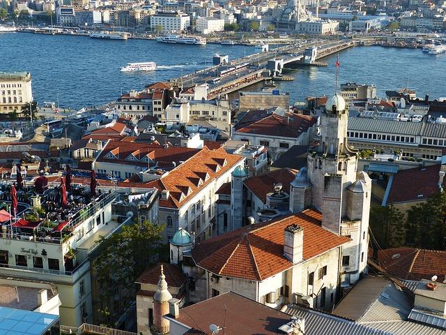خليج القرن الذهبي في اسطنبول