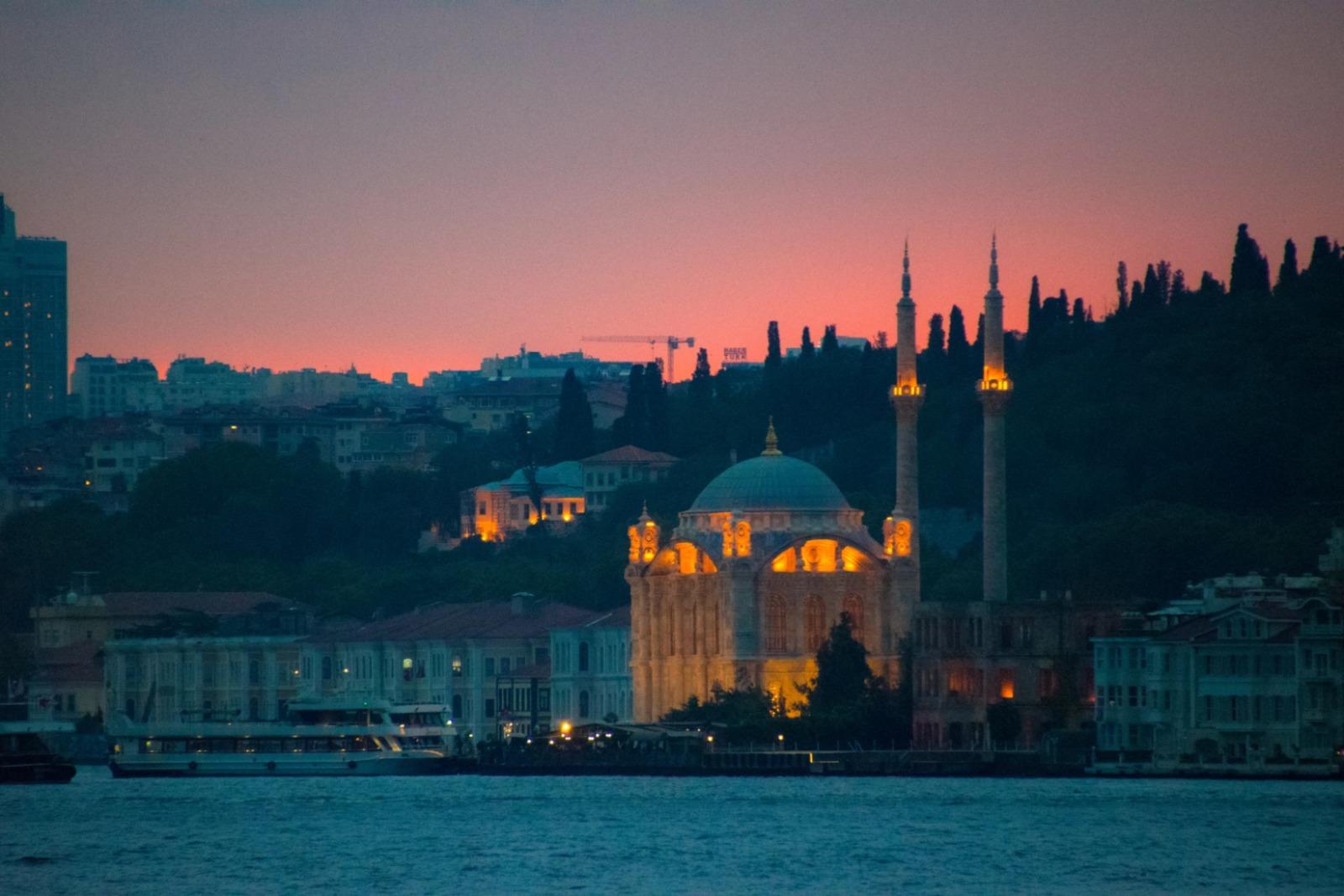 حي بشكتاش اسطنبول