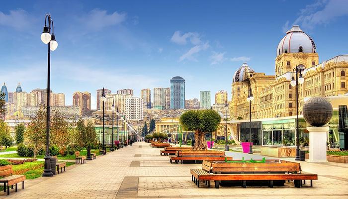 السياحة في باكو اذربيجان