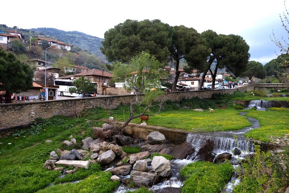 القرى في تركيا