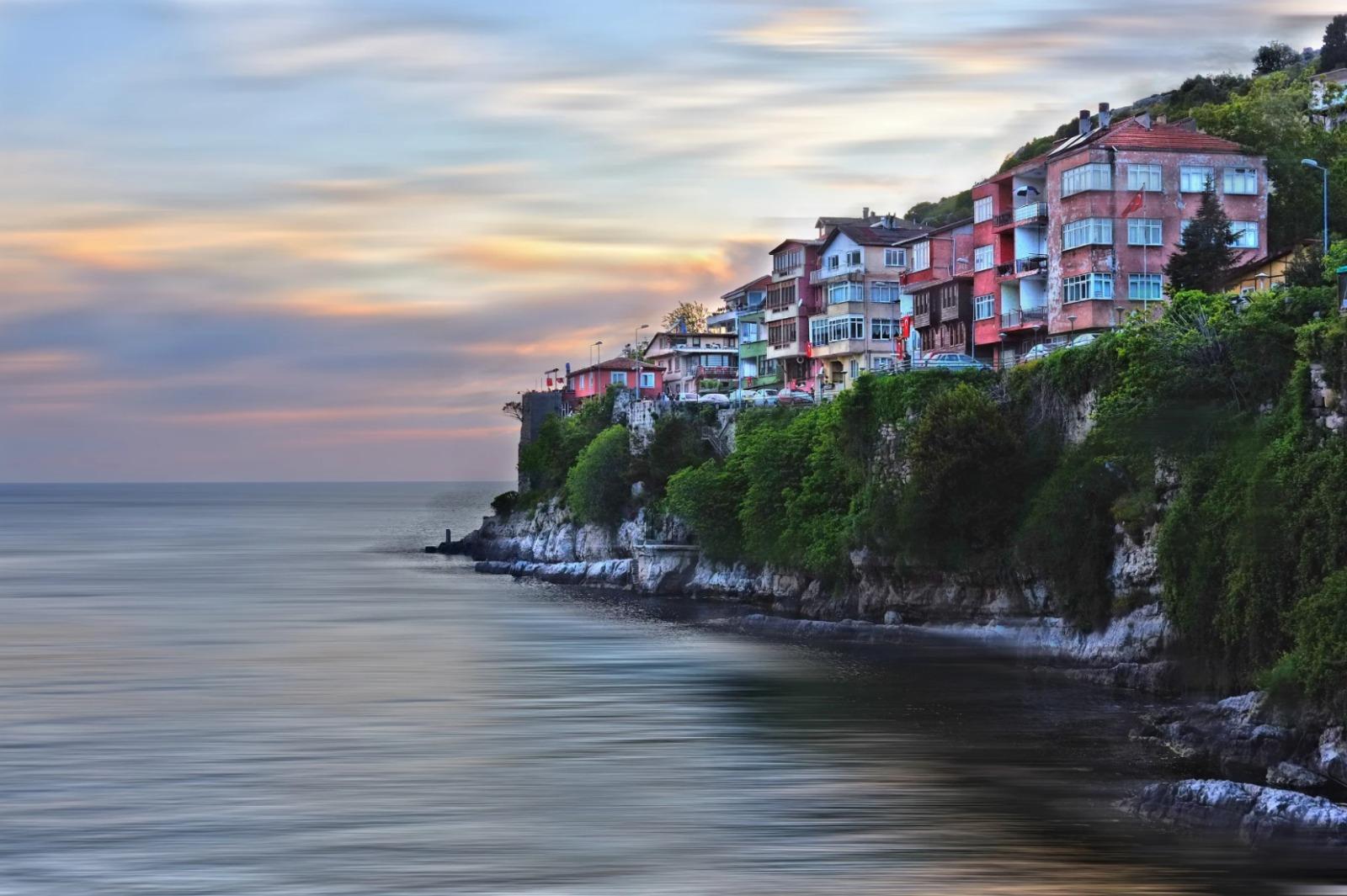 مدينة اماسرا في تركيا