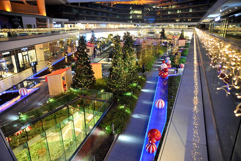 مراكز التسوق في اسطنبول