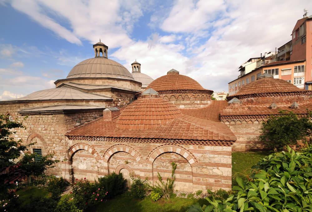 المعالم التاريخية لمدينة بورصة