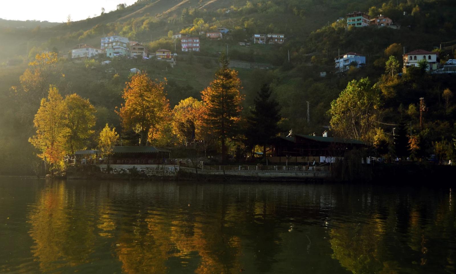 بحيرة سيراجول طرابزون