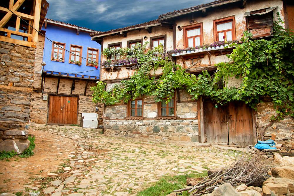 القرى التاريخية في مدينة بورصة