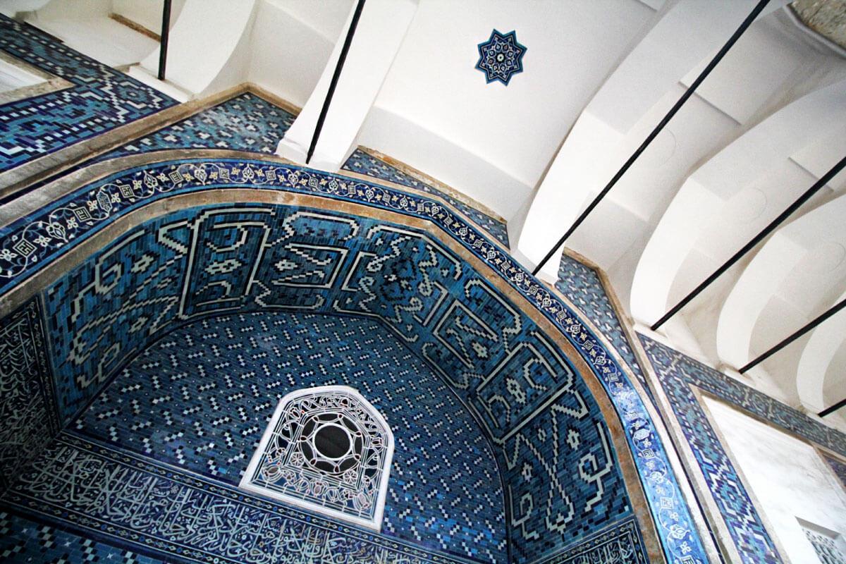 متحف السيراميك في اسطنبول