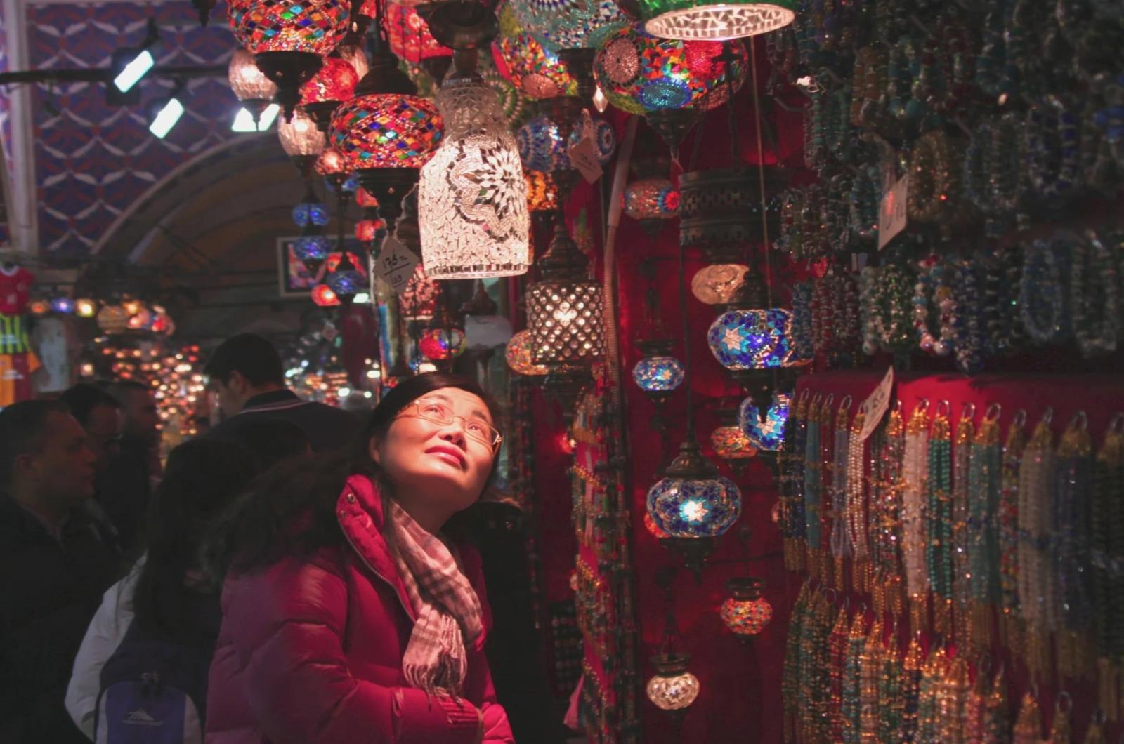 الجراند بازار اسطنبول