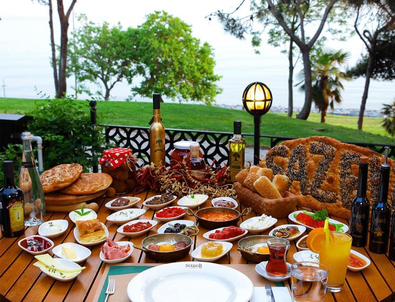 Şazeli Florya restaurant