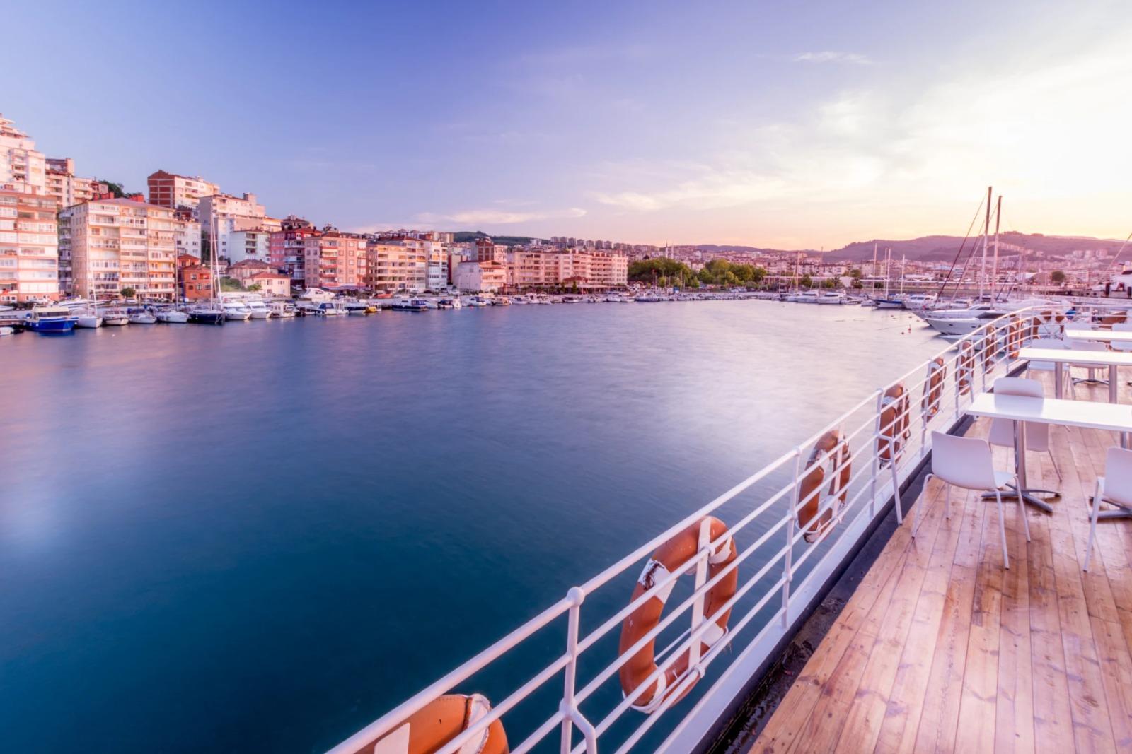 السياحة في بورصة تركيا