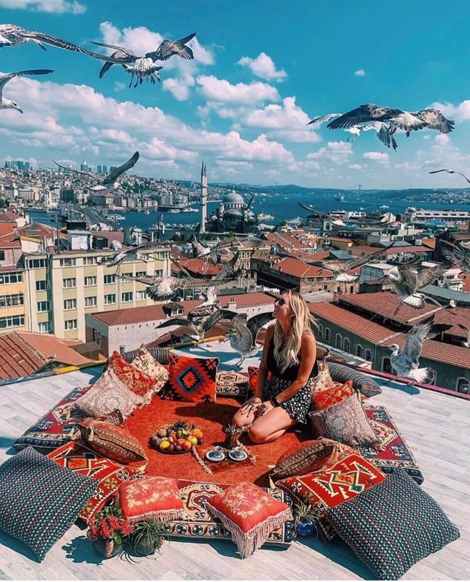 قبة اسطنبول