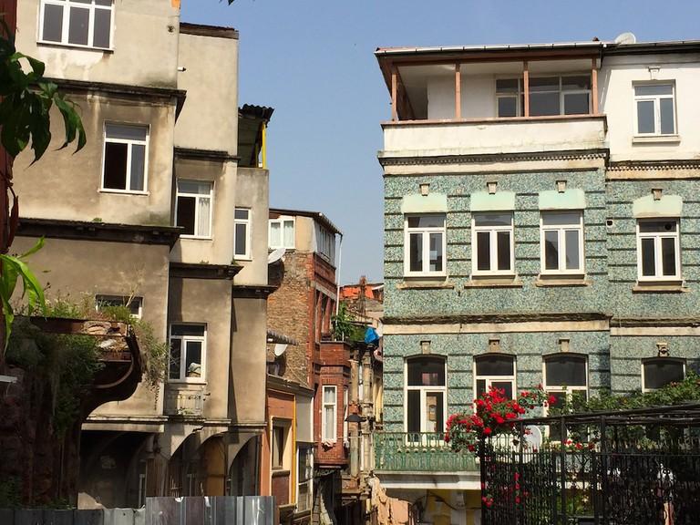 بلاط فنر اسطنبول