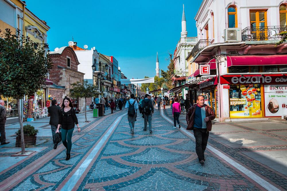 الاماكن السياحية في اسطنبول - ادرنة