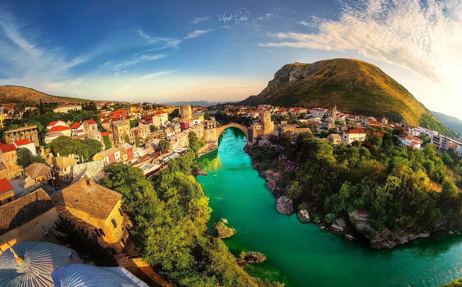 مدن الشمال التركي