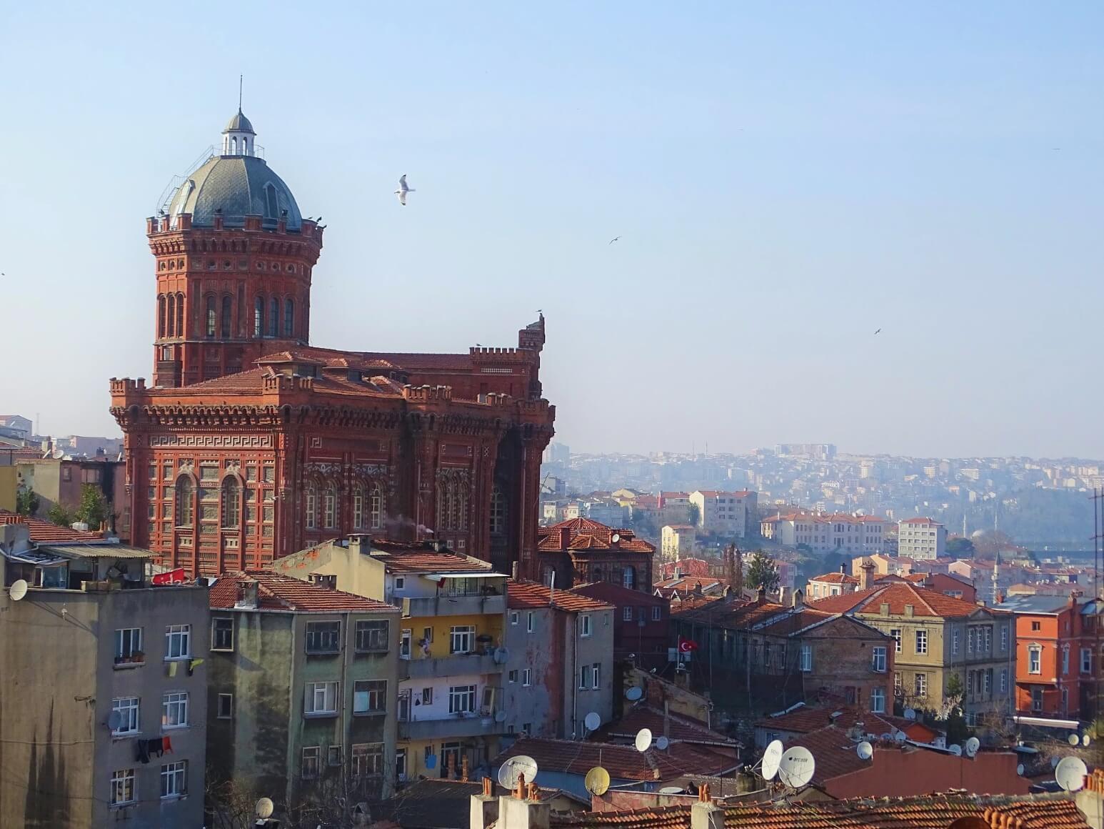 حي بلاط في اسطنبول