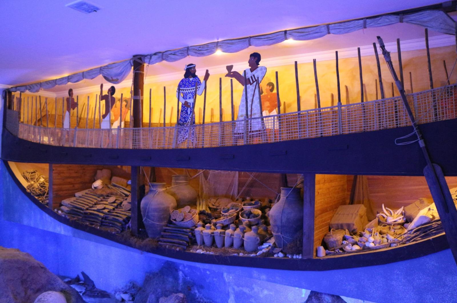 متحف بودروم للاثار البحرية