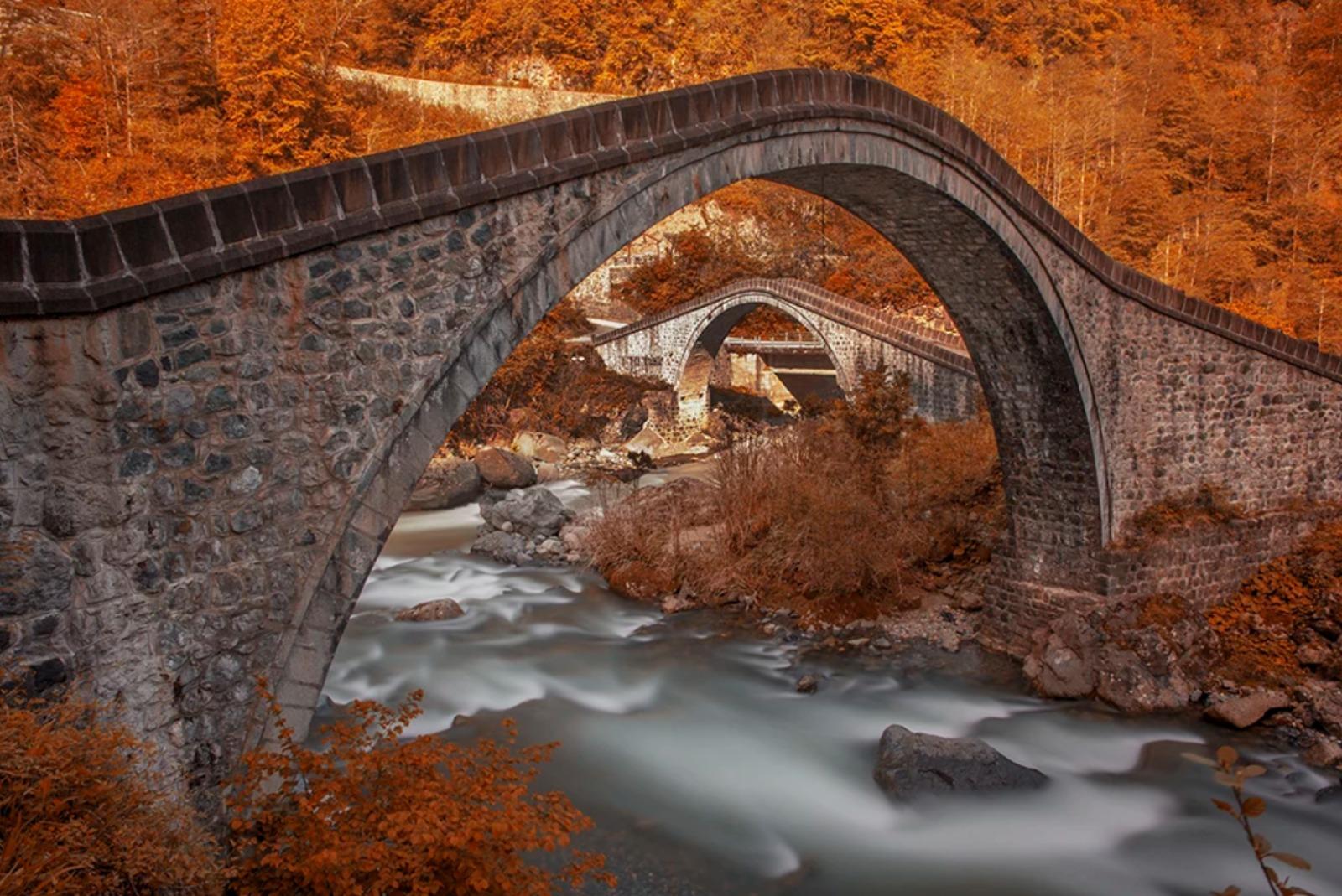 ريزا تركيا في الشتاء