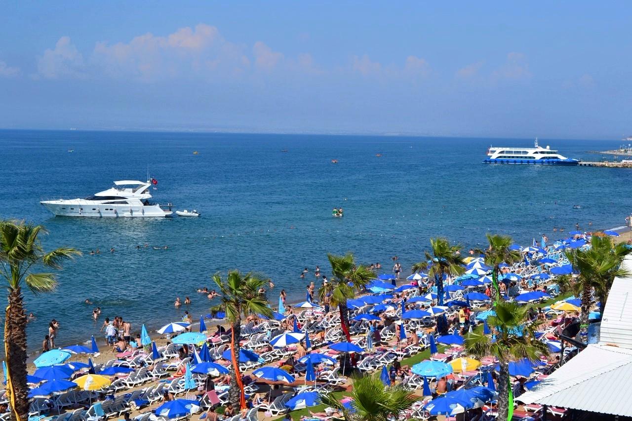 شواطئ يلوا تركيا