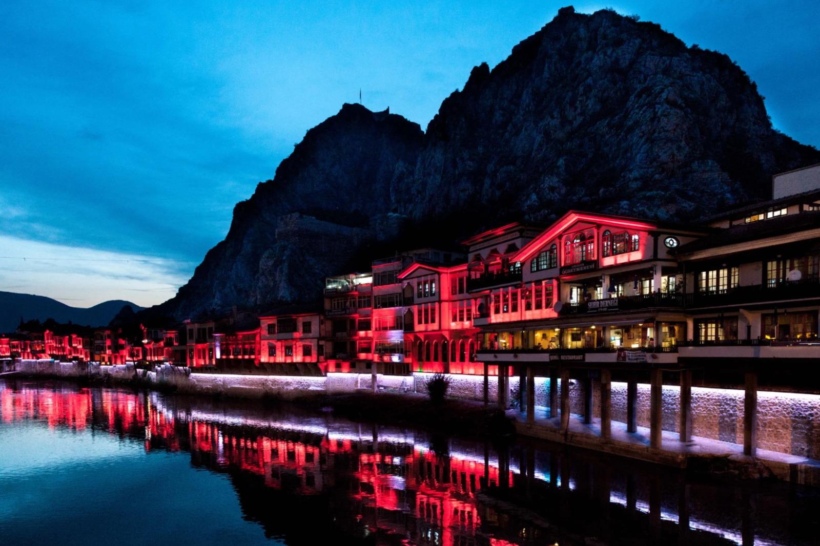 المناطق السياحية في تركيا - اماسيا