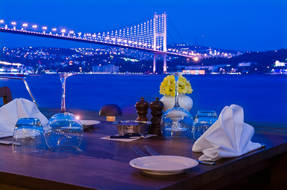 The Market at Bosphorus restaurant