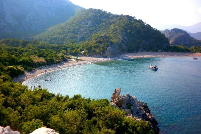 نتيجة بحث الصور عن القرية الساحلية بتركيا