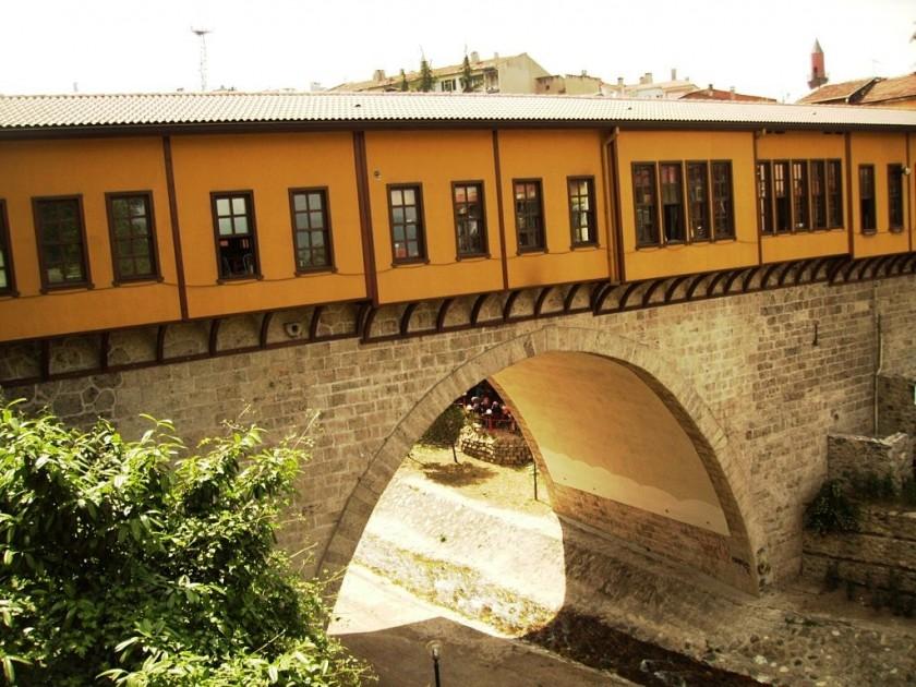 نتيجة بحث الصور عن الجسر المغطي بورصة